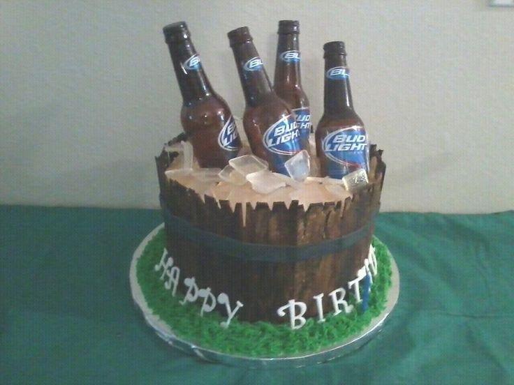 10 Happy Birthday Beer Cakes For Men Photo
