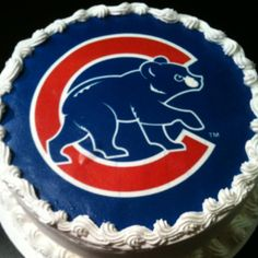 Astounding 6 Cubs Happy Birthday Jeff Cakes Photo Chicago Cubs Happy Birthday Cards Printable Giouspongecafe Filternl