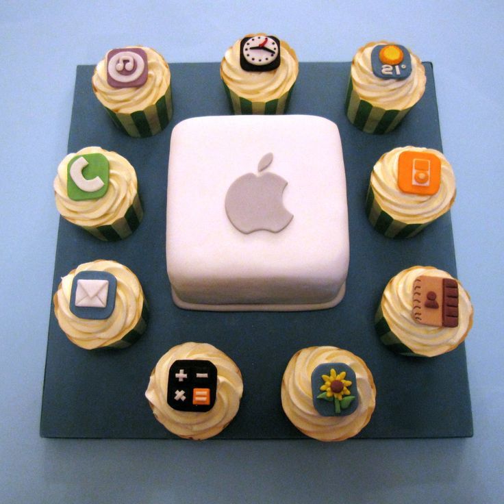 Birthday Cake Apps Cupcakes Iphone Pictures Picturesboss