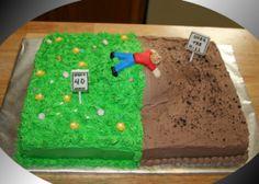 Turning 40 Birthday Cake Ideas For Men