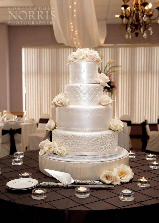 9 Wedding Cakes Wedding Reception Photo Wedding Cake Table