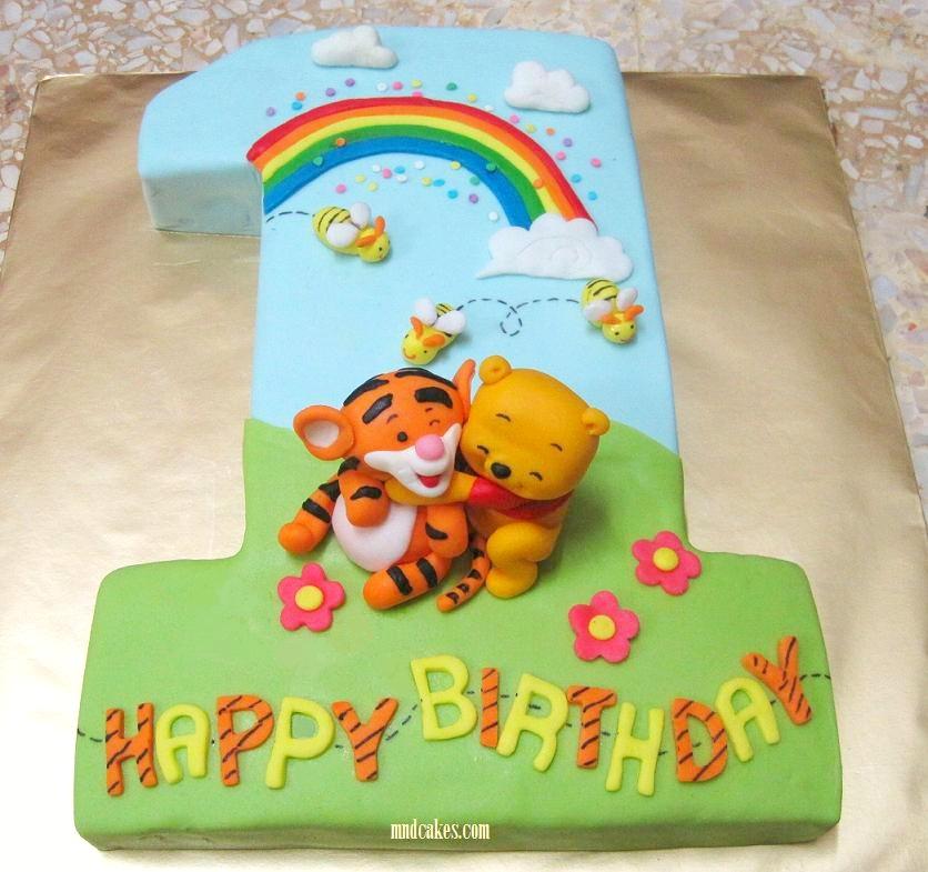11 Boy Birthday Cakes 1 Ano Photo Baby Boy First Birthday Cake