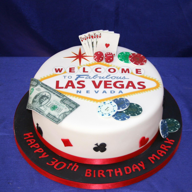 Stupendous 8 Las Vegas Bakery Cakes Photo Birthday Cake Las Vegas Las Personalised Birthday Cards Xaembasilily Jamesorg