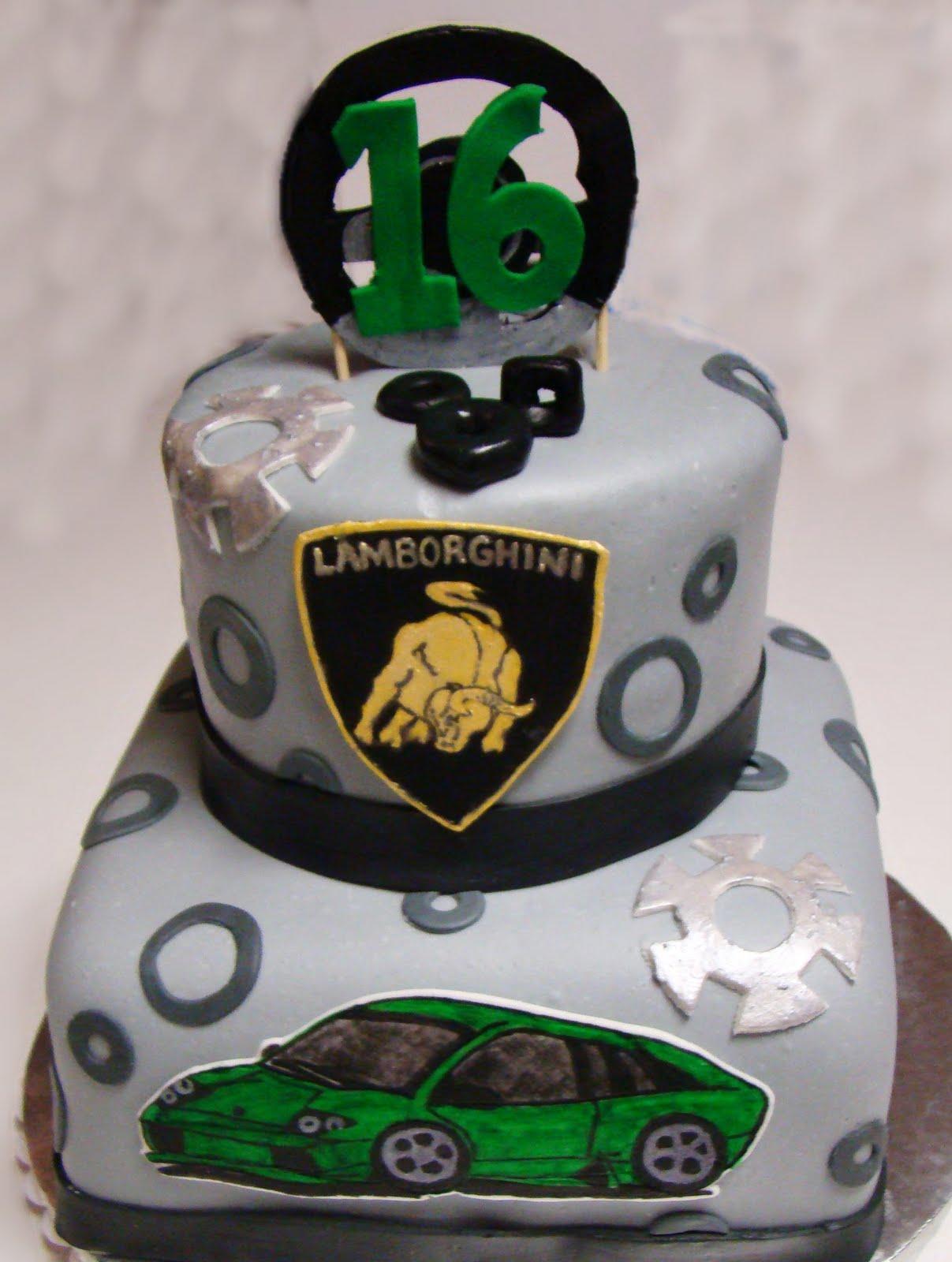 Pleasant 11 16Th Bday Pics Of Car Cakes Photo Boy 16Th Birthday Cake Funny Birthday Cards Online Amentibdeldamsfinfo