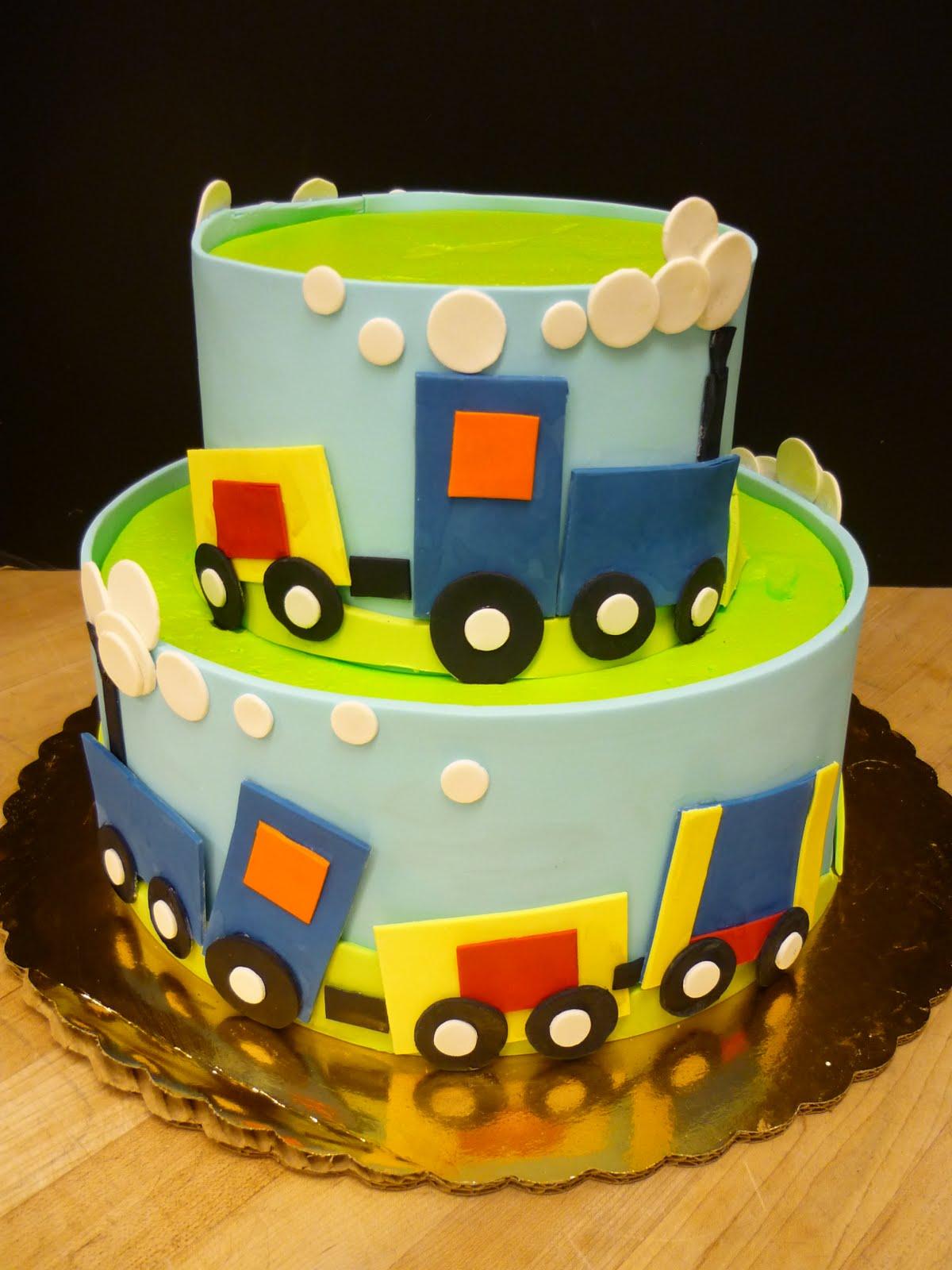 11 Children Birthday Cakes Boys Photo Boys Birthday Cake Ideas