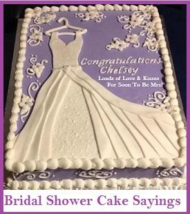 10 bridal showers cakes quotes photo bridal shower cake sayings bridal shower cake sayings and baby shower cake ideas snackncake
