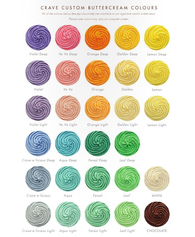 10 Cakes Icing On Top Color Photo Wilton Cake Icing Color Chart