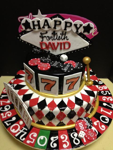 10 Best Cakes In Las Vegas Photo Las Vegas Casino Birthday Cake