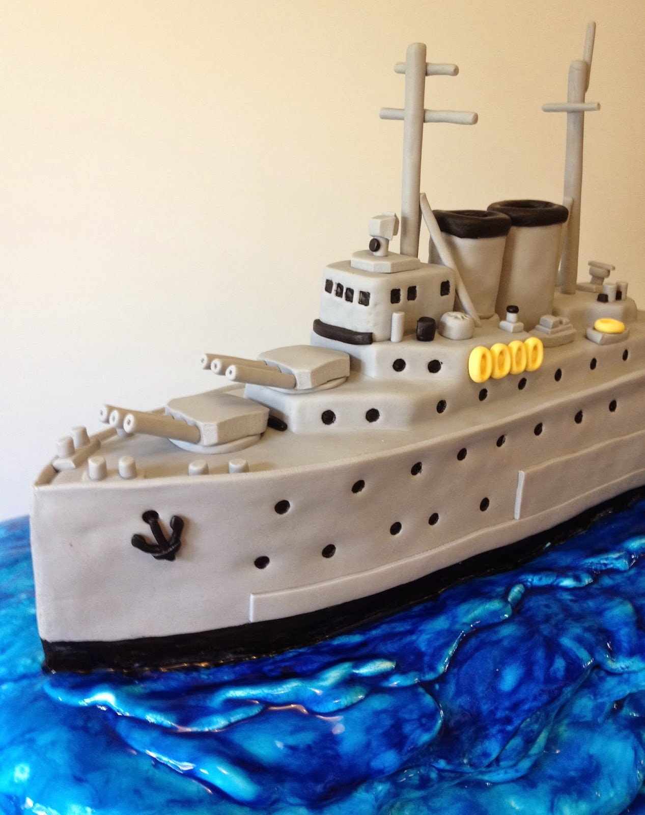 Pleasant 9 Navy Boat Cupcakes Cakes Photo Navy Ship Birthday Cake Us Funny Birthday Cards Online Inifofree Goldxyz