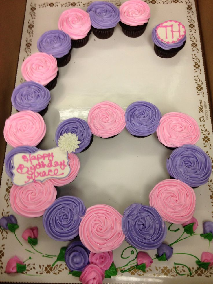 Cool 10 70 Number Pull Apart Cupcakes Photo Number 9 Cupcake Cake Funny Birthday Cards Online Overcheapnameinfo