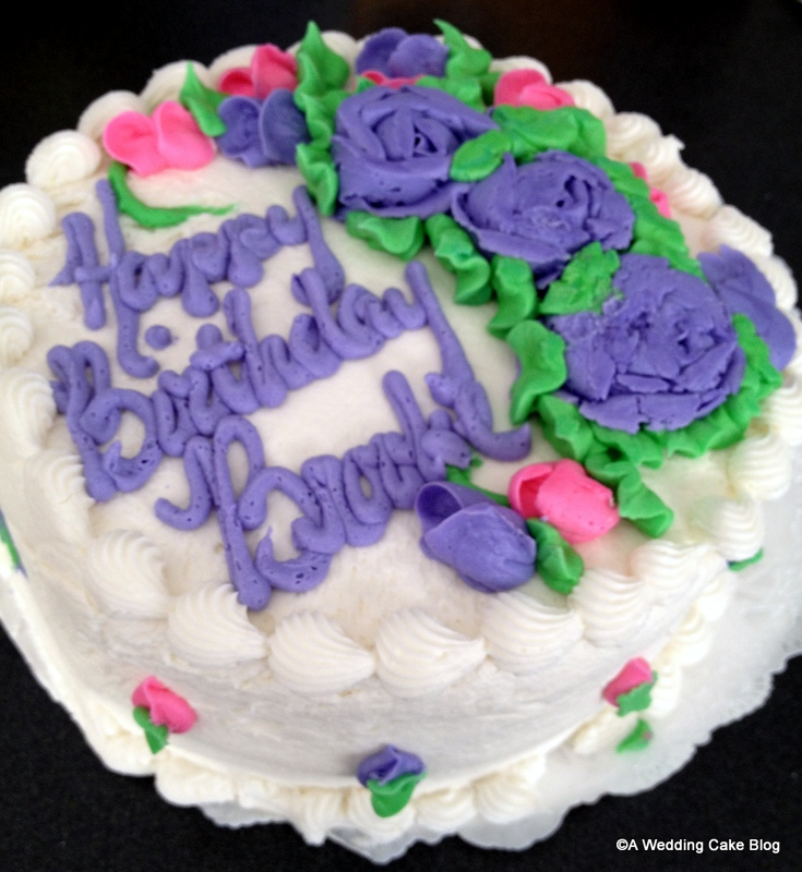 Walmart Bakery Birthday Cakes