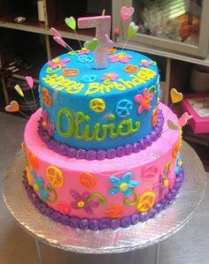 Fine 7 Mermaid Girl Birthday Cakes For 7 Years Old Photo 7 Year Old Funny Birthday Cards Online Hetedamsfinfo