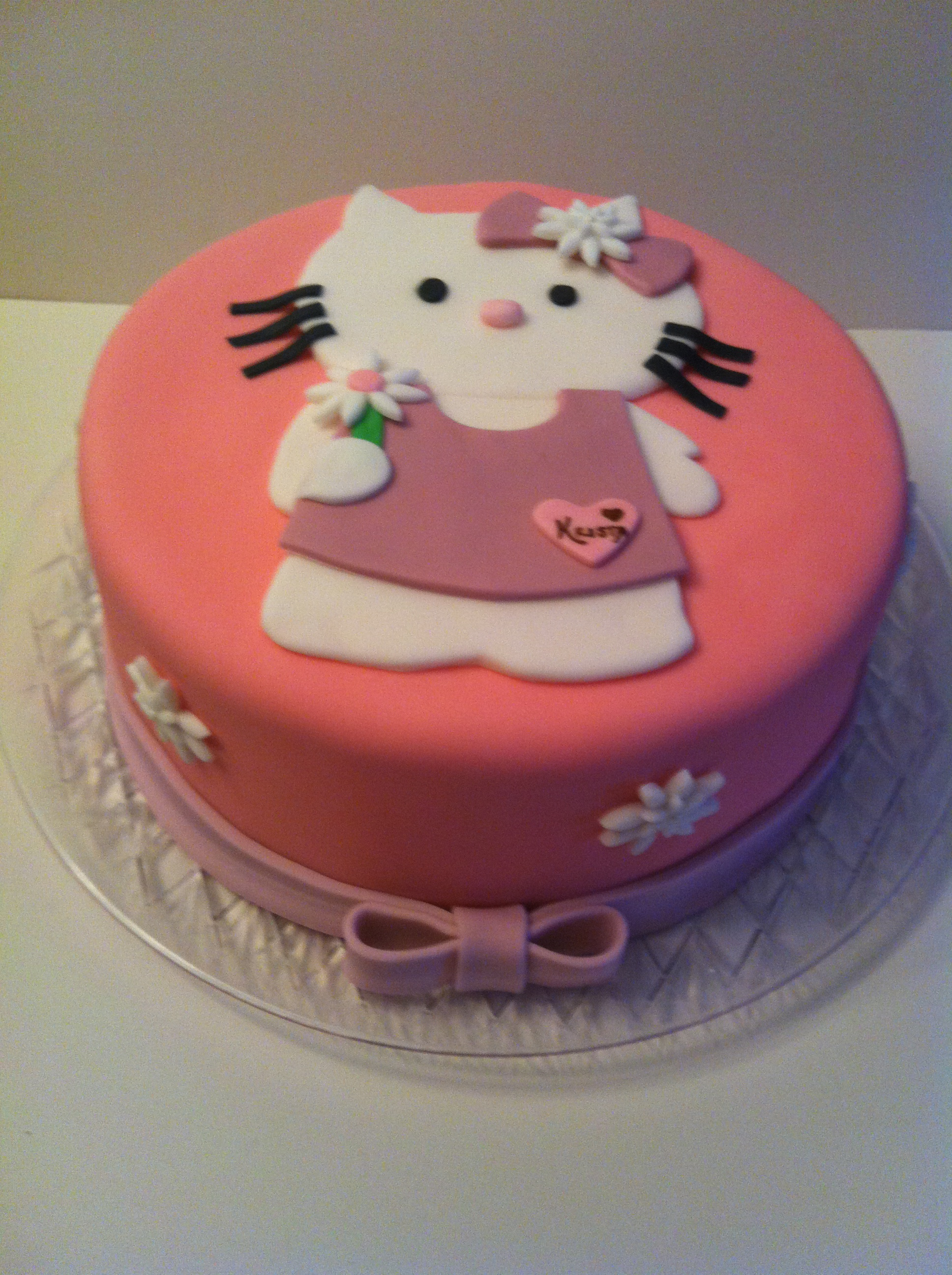 Astounding 9 All Hello Kitty Birthday Cakes For 11 Year Olds Photo 2 Year Personalised Birthday Cards Arneslily Jamesorg