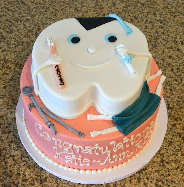 12 Dental Hygienist Birthday Cakes Photo Dental Hygienist
