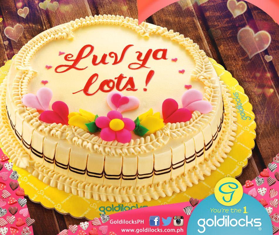 Goldilocks Wedding Cake Prices