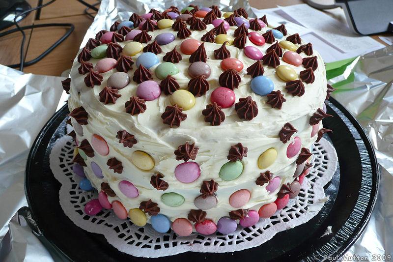 Surprising 8 Homemade Birthday Cakes Photo Homemade Birthday Cake Homemade Personalised Birthday Cards Epsylily Jamesorg
