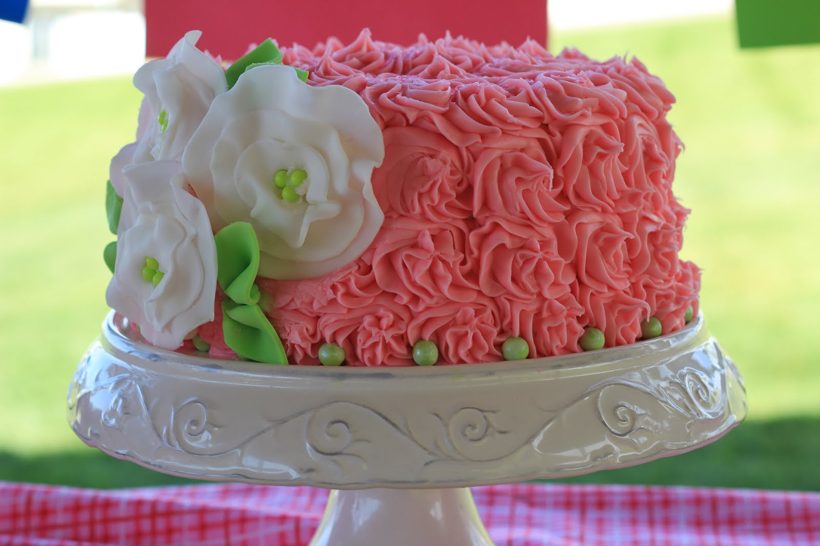 12 Birthday Cakes Most Beautiful Rose Photo Most Beautiful