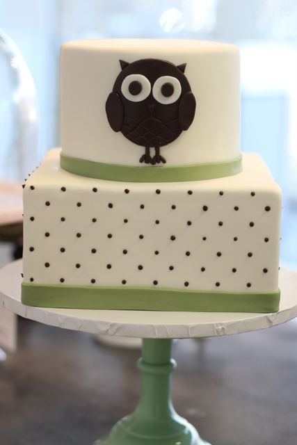10 Simple Owl Cakes Photo Owl Baby Shower Cake Easy Owl Cake