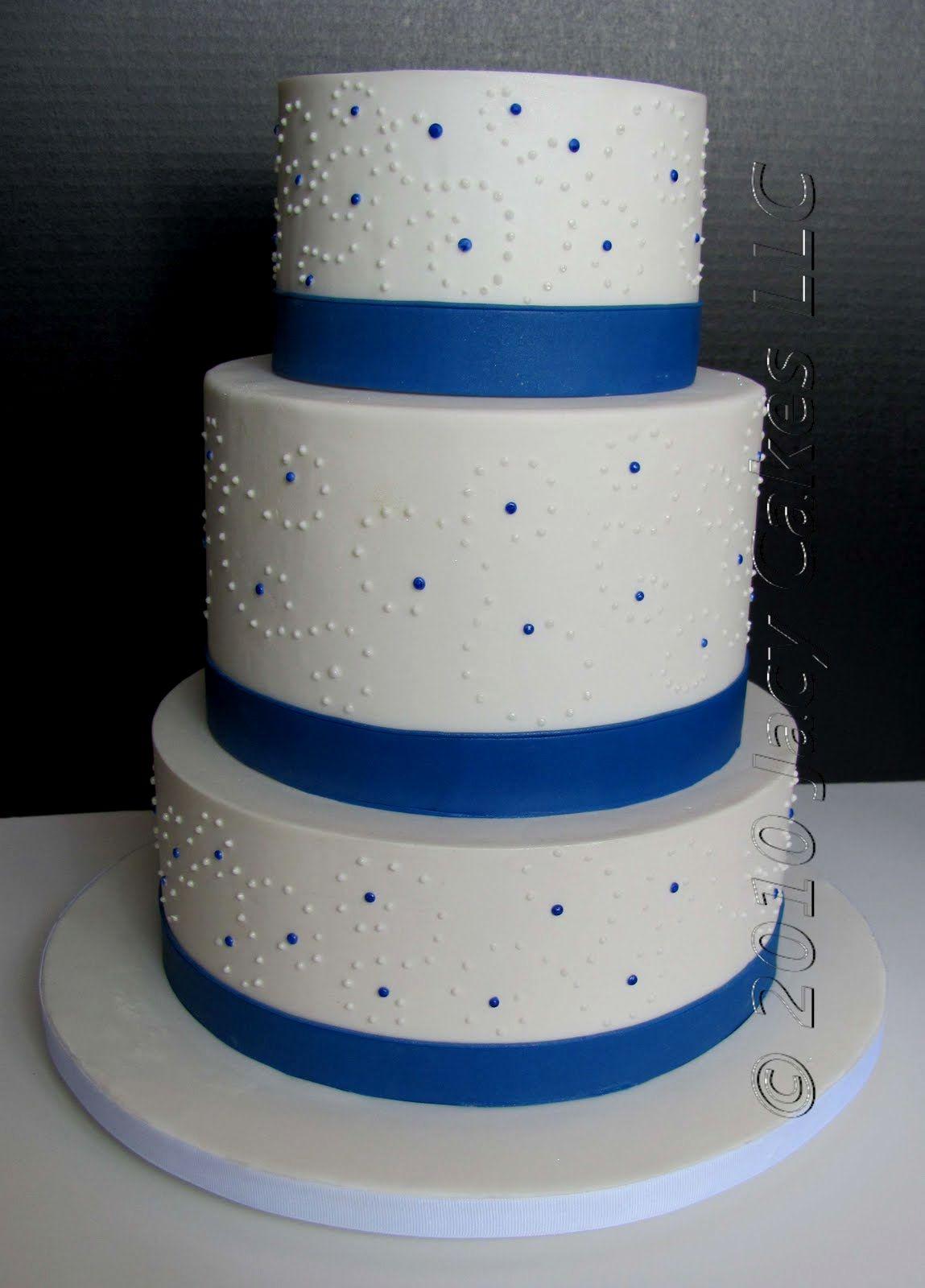 10 Amazing Wedding Cakes Royal Blue Photo Royal Blue And Purple