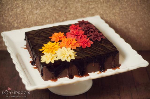 Thanksgiving Easy Cake Decorating
