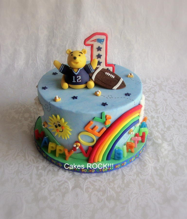 12 Tom Brady Patriots Birthday Cakes Photo Tom Brady Patriots Cake