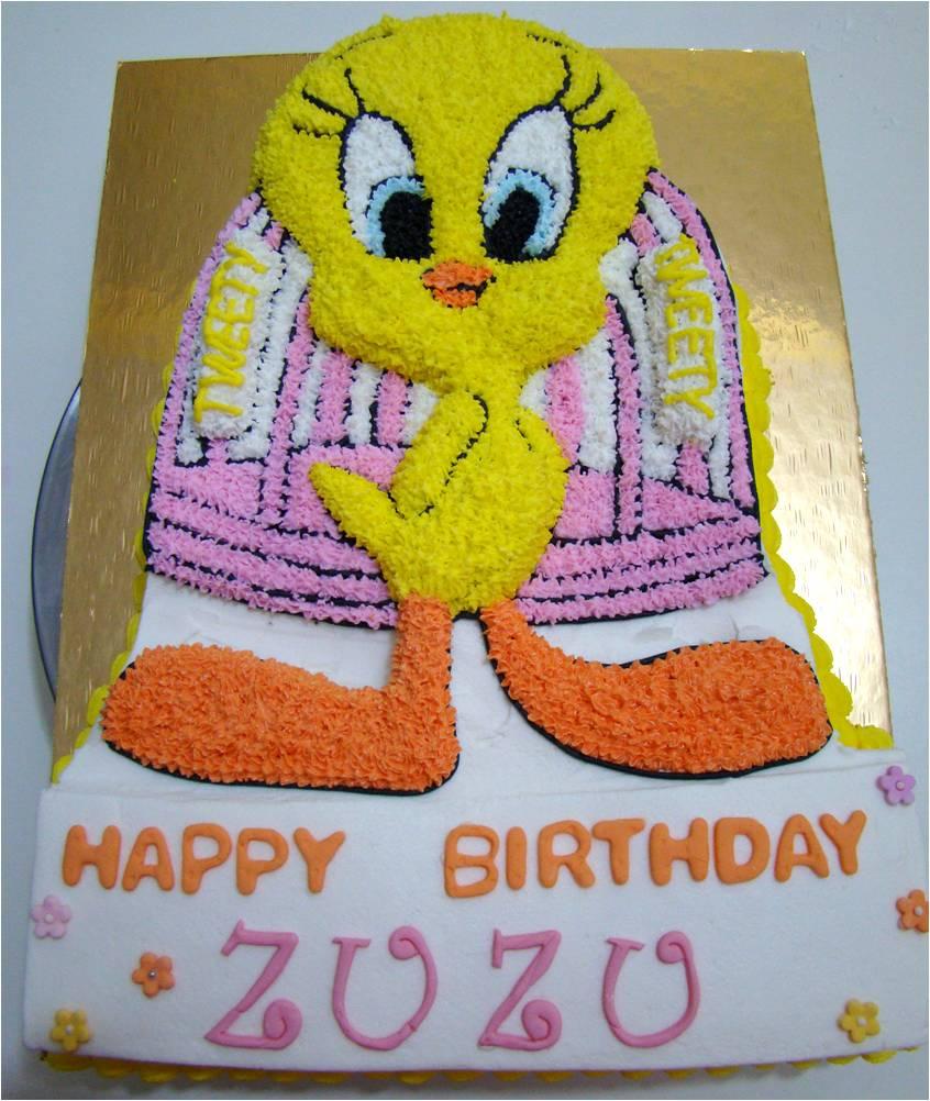 Phenomenal 9 Tweet Bird Baby Cakes Photo Tweety Bird Baby Shower Cake Funny Birthday Cards Online Kookostrdamsfinfo