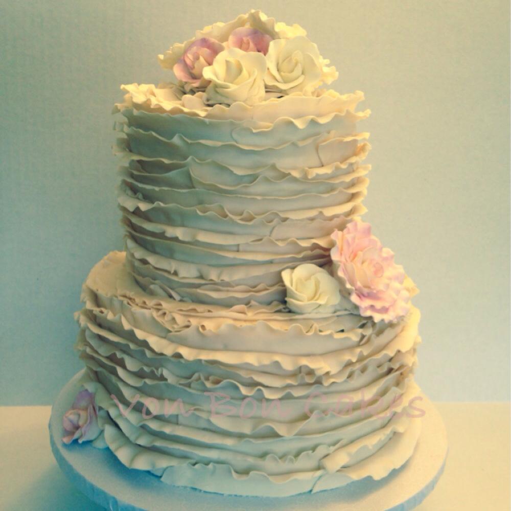 Vons Bakery Wedding Cakes