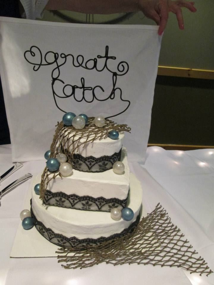 12 Unusual Wedding Cakes With Live Fish Photo Most Unique Wedding