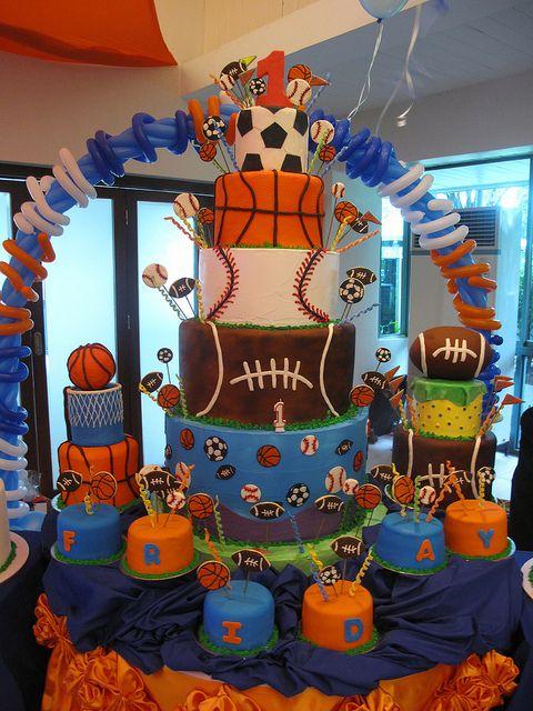 1 Year Old Boy Birthday Party Ideas