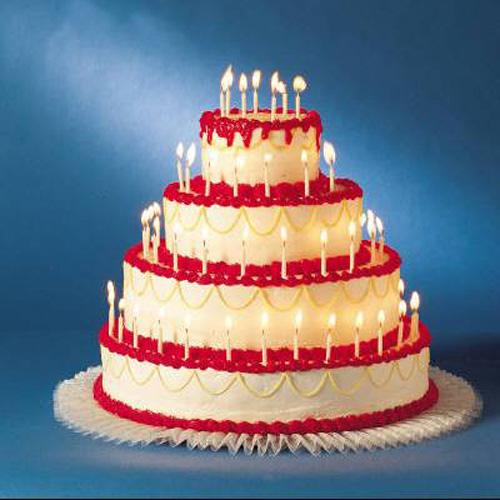 Fine 11 Large Anniversary Cakes Photo Big Birthday Cake Happy Funny Birthday Cards Online Sheoxdamsfinfo
