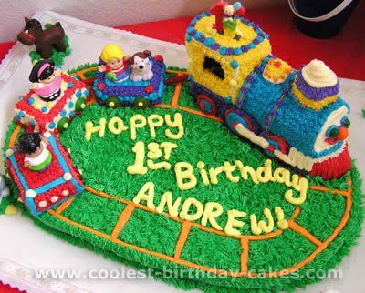 Enjoyable 12 Diy Birthday Cakes For Little Boys Photo Homemade Boys Funny Birthday Cards Online Inifofree Goldxyz
