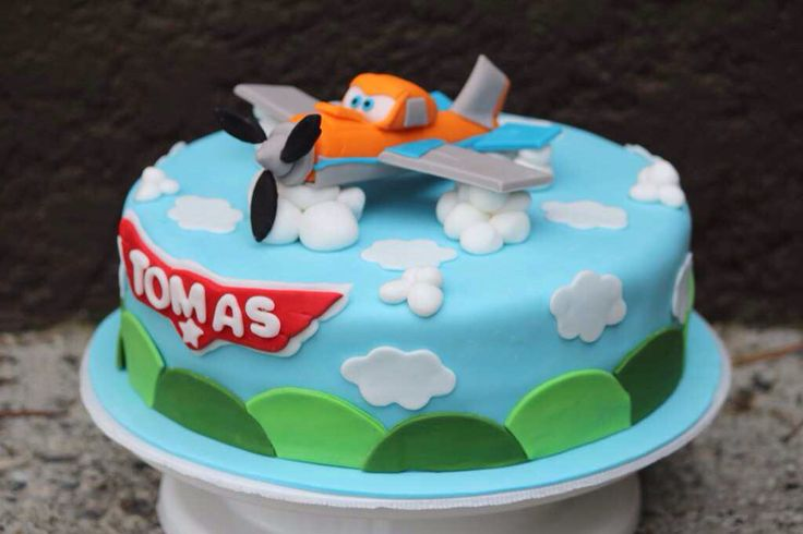 10 Planes The Movie Cakes Photo Disney Planes Birthday Cake