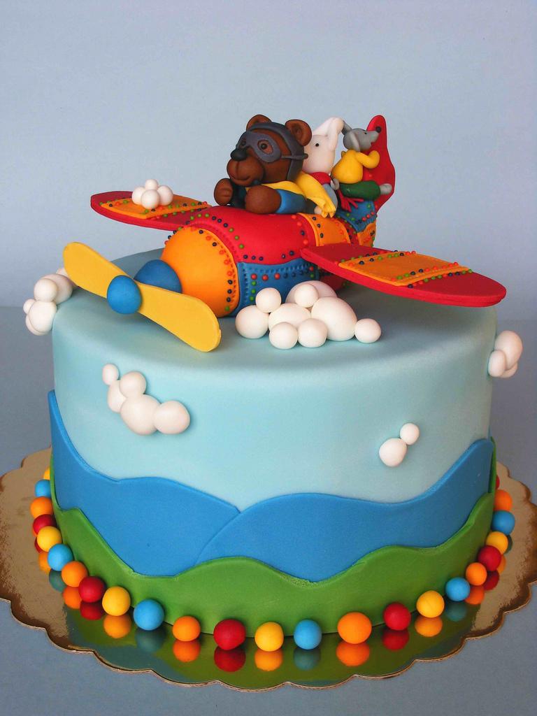 Groovy 11 Airplanes Birthday Cakes For Boys Photo Airplane Birthday Funny Birthday Cards Online Unhofree Goldxyz