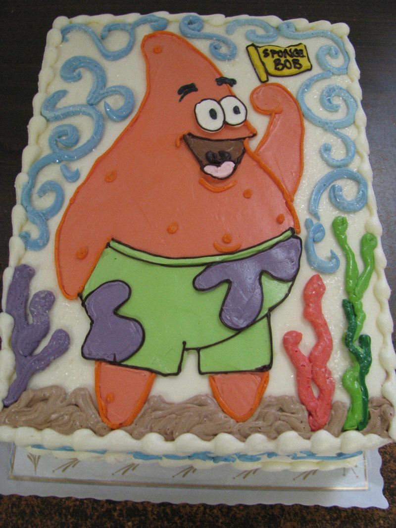 Birthday Cake Houston Texas