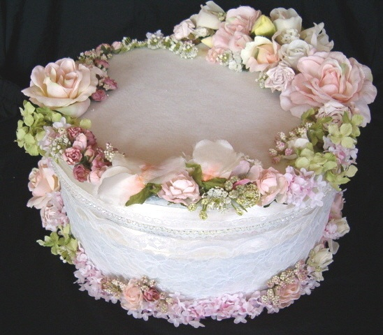 11 cakes with silk flowers photo wedding cakes with artificial cakes decorated with silk flowers mightylinksfo