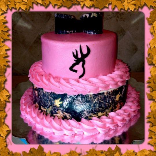 Sensational 12 Bing Pink Girl Birthday Camo Cakes Photo Pink Camo Birthday Personalised Birthday Cards Paralily Jamesorg