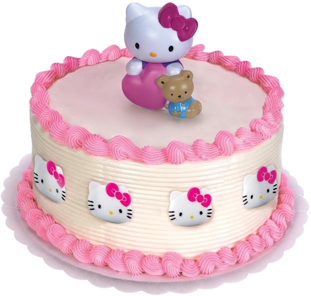 Phenomenal 7 Hello Kitty Birthday Cakes For Girls Photo Hello Kitty Birthday Cards Printable Benkemecafe Filternl