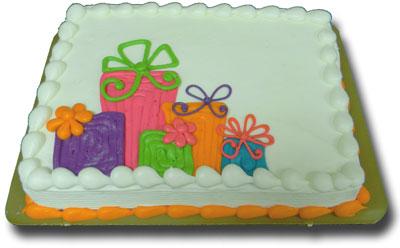 12 Ingles Bakery Cakes Photo - Quarter Sheet Cake, Ingles