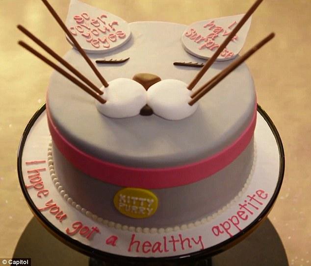 7 Pink Happy Birthday To Katie Cakes Photo