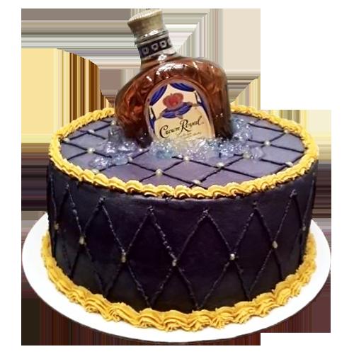 Cool 11 Unique Birthday Cakes For Men Liquor Photo Custom Birthday Personalised Birthday Cards Paralily Jamesorg