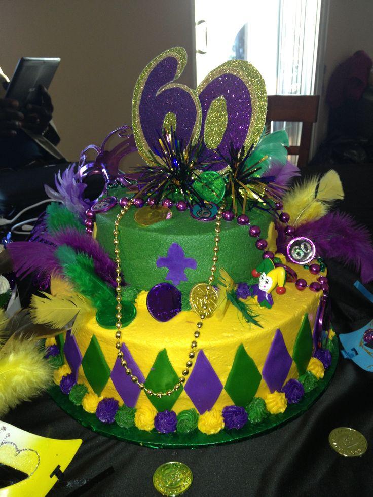 Wondrous 10 Birthday Cakes For Madi Photo Mardi Gras Birthday Cake Mardi Funny Birthday Cards Online Alyptdamsfinfo
