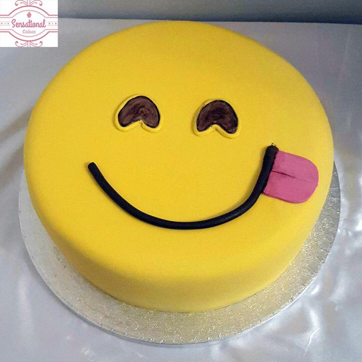 11 Coolest Emoji Cakes Photo Emoji Birthday Cake Ideas Emoji