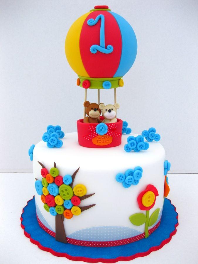 9 1st Year Birthday Cakes Photo Baby 1st Year Birthday Cake Boys