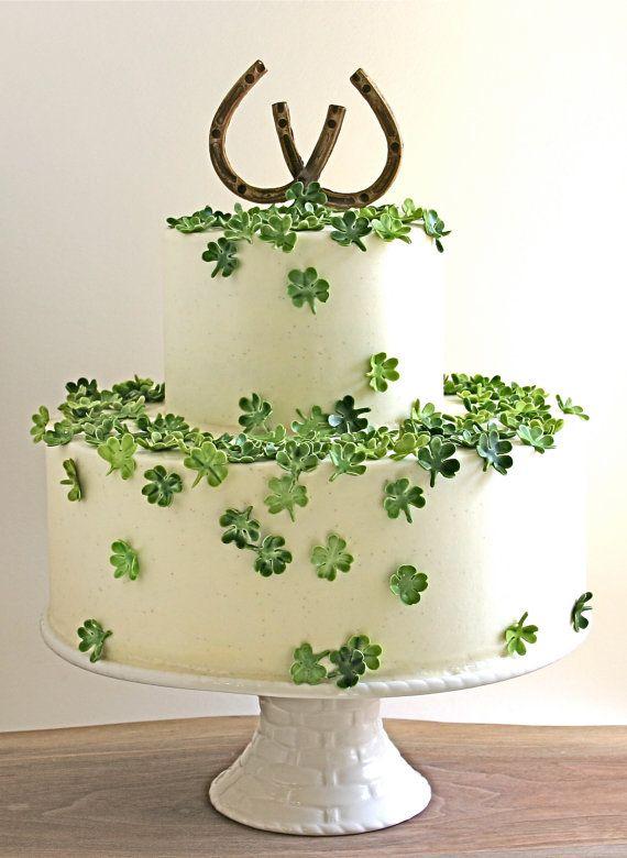 11 Dutch Irish Wedding Cakes Photo - Celtic Wedding Cake, Irish ...
