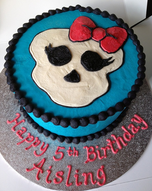 Peachy 10 Monster High Birthday Cakes At A Bakery Photo Best Bakeries Funny Birthday Cards Online Chimdamsfinfo