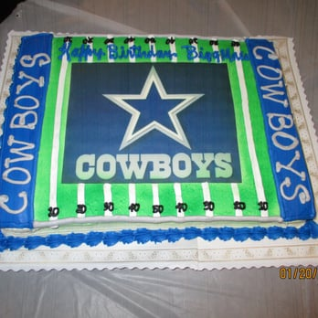 Sensational 6 Lucys Wedding Cakes In San Antonio Texas Photo Dallas Cowboys Funny Birthday Cards Online Elaedamsfinfo