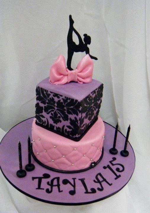 13 Dance Birthday Cakes Photo Dance Themed Birthday Cake Dance