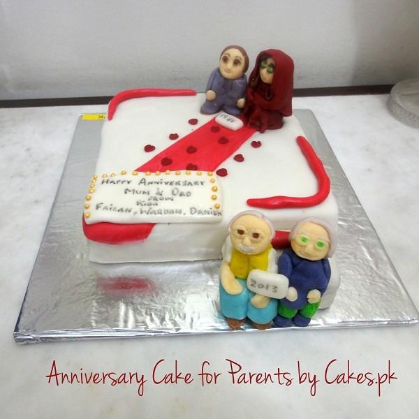 10 Funny Anniversary Cakes Photo 25th Wedding Anniversary Cake