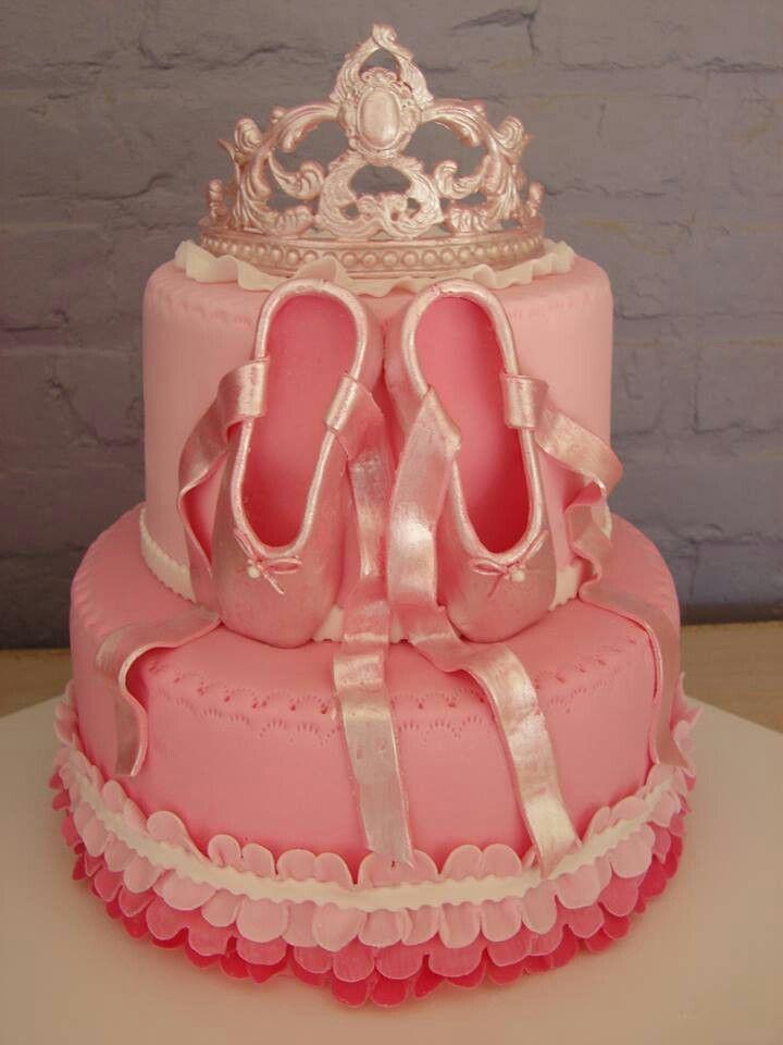 11 Ballet Themed Birthday Cakes Cool Photo Ballet Dance Birthday