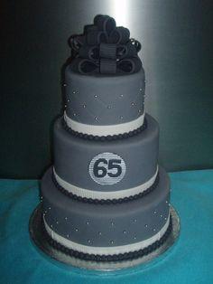 65th Birthday Cake Ideas For Men